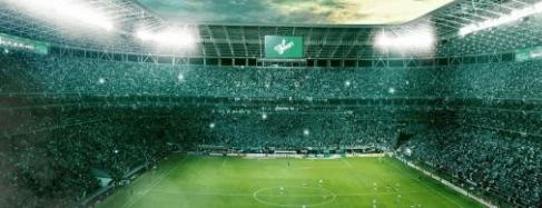 Fodbold stadion